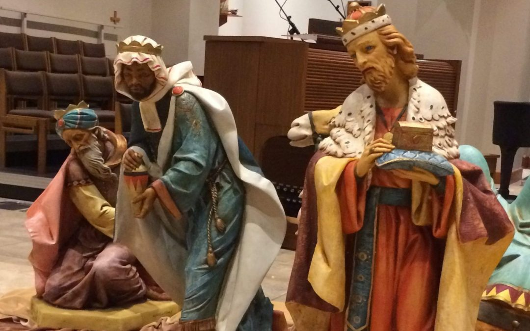 Living In Hope: The Epiphany