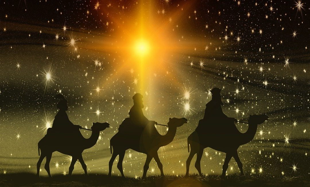 Advent: Love Like God: The Magi, Eyes That See