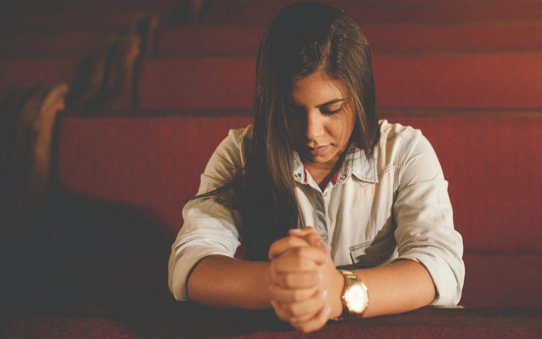 Praying When It's Hard: Praying When Trying to Forgive Myself
